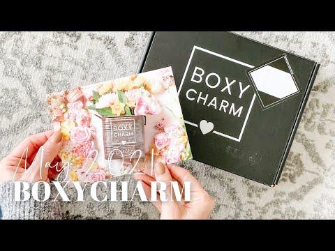 BOXYCHARM Unboxing May 2021