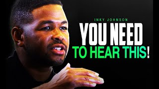 Inky Johnson - GREATEST SPEECH EVER | MOST INSPIRING!