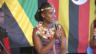 Dr Kakenya Ntaiya returns to Australia with exciting news and special guests