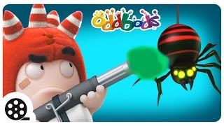 Oddbods   Insect Invasion   Funny Cartoons For Children