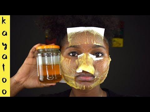 Le masque pour la personne de la magnésie