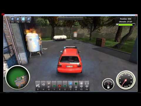 Let's Play - Werkfeuerwehr Simulator 2014 #4 | Die Wand des verderbens