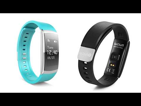 iWOWN i6 Pro Smart Bracelet Heart Rate Monitor Fitness Tracker Review