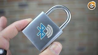 Bluetooth-Schloss aus China - TOP oder FLOP - Wer braucht sowas? // Praxistest | China-Gadgets