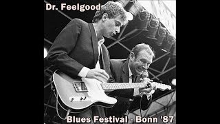 Dr Feelgood - Live 1987 - Blues Festival