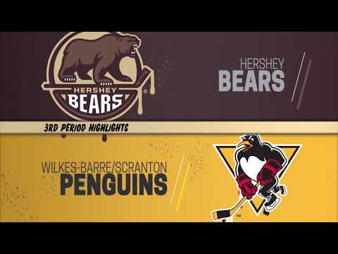 Bears vs. Penguins | Oct. 17, 2018
