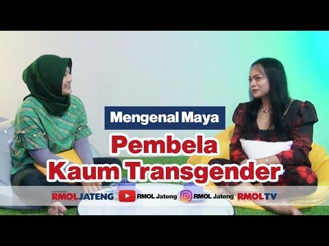Mengenal Maya, Pembela Kaum Transgender