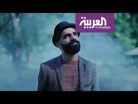 العرب اليوم - شاهد :الفنان السعودي محمد رباط يغني الأكابيلا