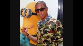 Pharrell Williams    Happy (Despicable Me 2)