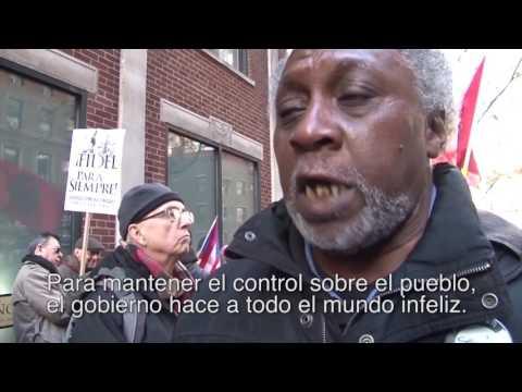 Tributo a Fidel New York
