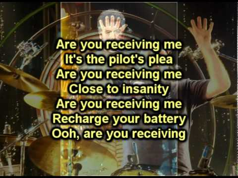 Golden Earring - Are You Receiving Me (Live, with lyrics)
