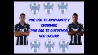 Himno del Club de Futbol Monterrey (Rayados) en Letra.