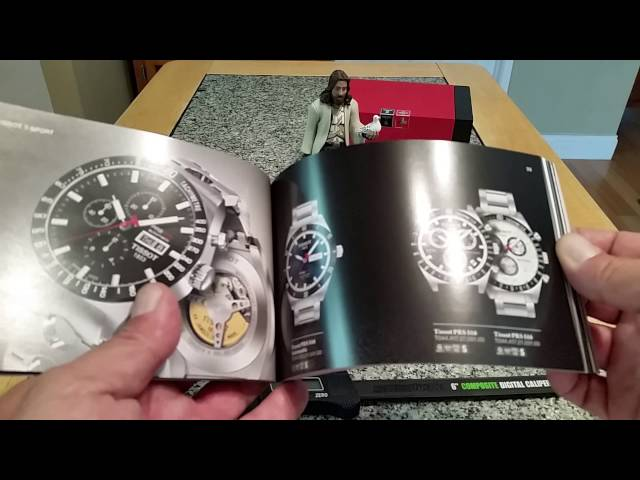 Видео Tissot PRC 200