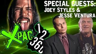 Joey Styles and Jesse Ventura Sit Down With X-Pac | X-Pac 1,2,360 Ep. #9