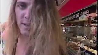 1991 metal band talks to elderly man at farmer's market (Every Mother's Nightmare)