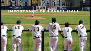 College Baseball Recruitment: Importance of Travel Ball