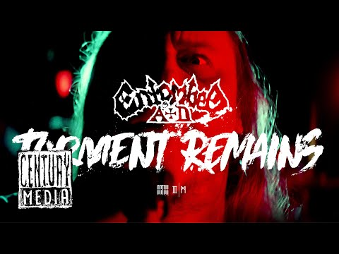 ENTOMBED A.D. - Torment Remains (OFFICIAL VIDEO)