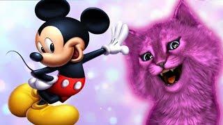 МИККИ МАУС  ИГРА МУЛЬТИК С ГОВОРЯЩИМ КОТЕНКОМ АБИ ► Epic Mickey: Две Легенды ◄ #1 ДЕТСКИЙ ЛЕТСПЛЕЙ