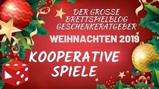 Kooperative Spiele - Der große Brettspielblog Geschenke Ratgeber Weihnachten 2019