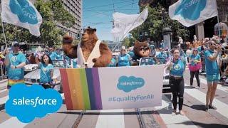 Salesforce Tower San Francisco Virtual Community Tour