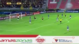 Deportes Tolima (2) Vs Wilsterman (2) COPA LIBERTADORES 2019 ABRIL 3