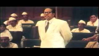 31 Dr Ambedkar Excellent Speech Presenting Constitution Of India