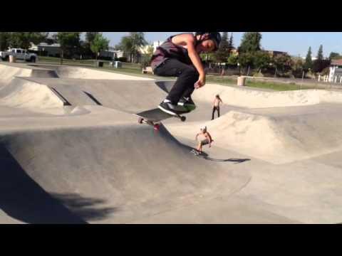 Ripon Skatepark Highlights