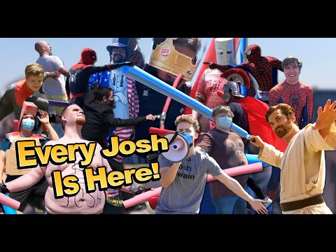 Every Josh is Here! Josh Fight 2021