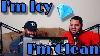 Logic   Icy Ft. Gucci Mane (Official Video) (REACTION) 💎