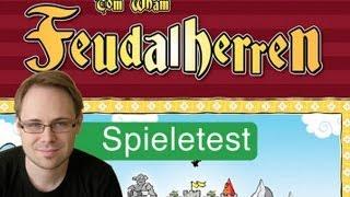 Feudalherren (Spiel) / Anleitung & Rezension / SpieLama