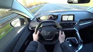 Peugeot 5008 2018 POV Test Drive - Alaatin61
