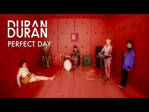 """Duran Duran - """"Perfect Day"""" (Official Music Video)"""