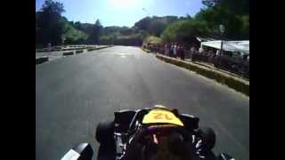 preview picture of video 'Sacrofano Karting 2012 - On board Camera Luca Novelli'