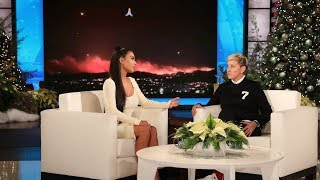 Kim Kardashian West Reveals Donation for California Firefighters
