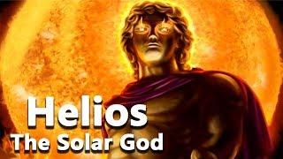 Helios: The Solar God (Titan) of Greek Mythology - Mythology Dictionary See U in History