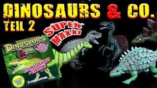 DeAgostini ® Dinosaurs & Co - Super Maxxi Edition - Teil 02 !!! XXL Dinosaurier !!!