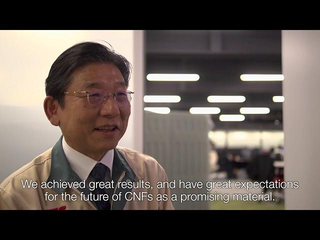 Япония предлагает выпускать автомобили издревесных нановолокон