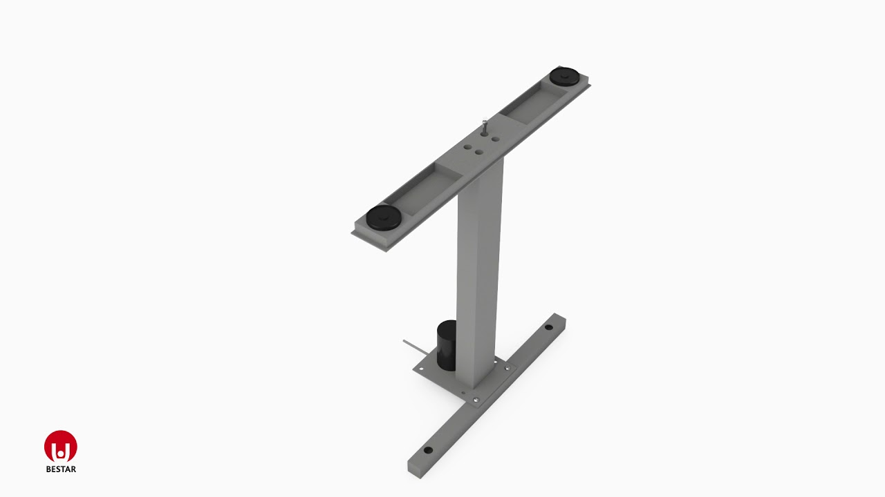 Assembly instruction Frame of Height Adjustable table PA-2000-51