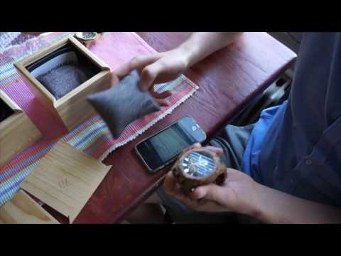 Exclusive Wooden Watches By JORD Review & Giveaway!!