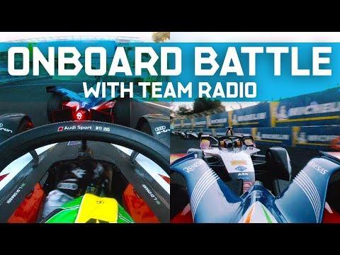 Wehrlein Vs Di Grassi In Mexico City | Full Onboard Battle & Team Radio