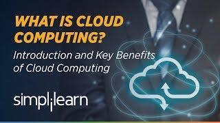What Is Cloud Computing   Cloud Computing Tutorial   Simplilearn