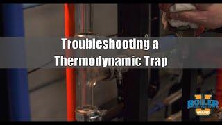 Steam Traps | Troubleshooting Thermodynamic Trap