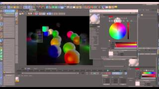 Cinema 4D Tutorial: Introduction to the Multi-Shader - Самые