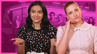 Riverdale Cast Plays Who Would You Rather