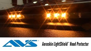 In the Garage™ with Total Truck Centers™: AVS Aeroskin LightShield™ Hood Protector