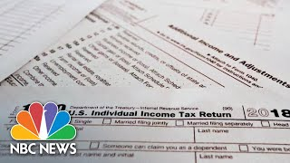 Reasons Why IRS Tax Refunds Delayed For Millions Of Americans   NBC News NOW