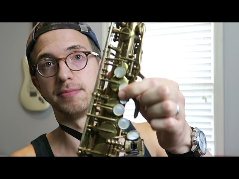 How to stop being terrible at overtones on sax