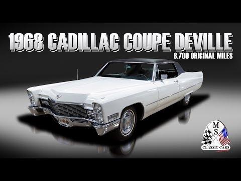 Video of '68 Coupe DeVille - PWVU