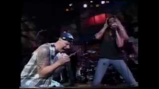 Skid Row & Rob Halford - Delivering The Goods (Live MTV NY)