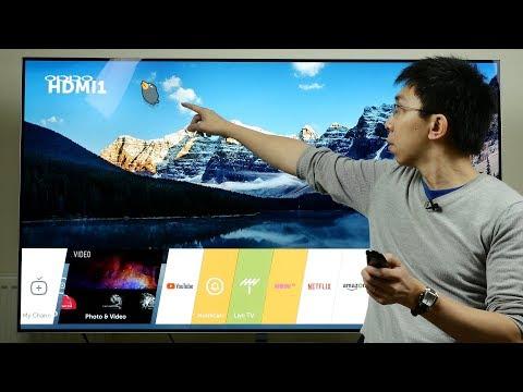 LG WebOS 3.5 Tips & Tricks on 2017 OLED TV